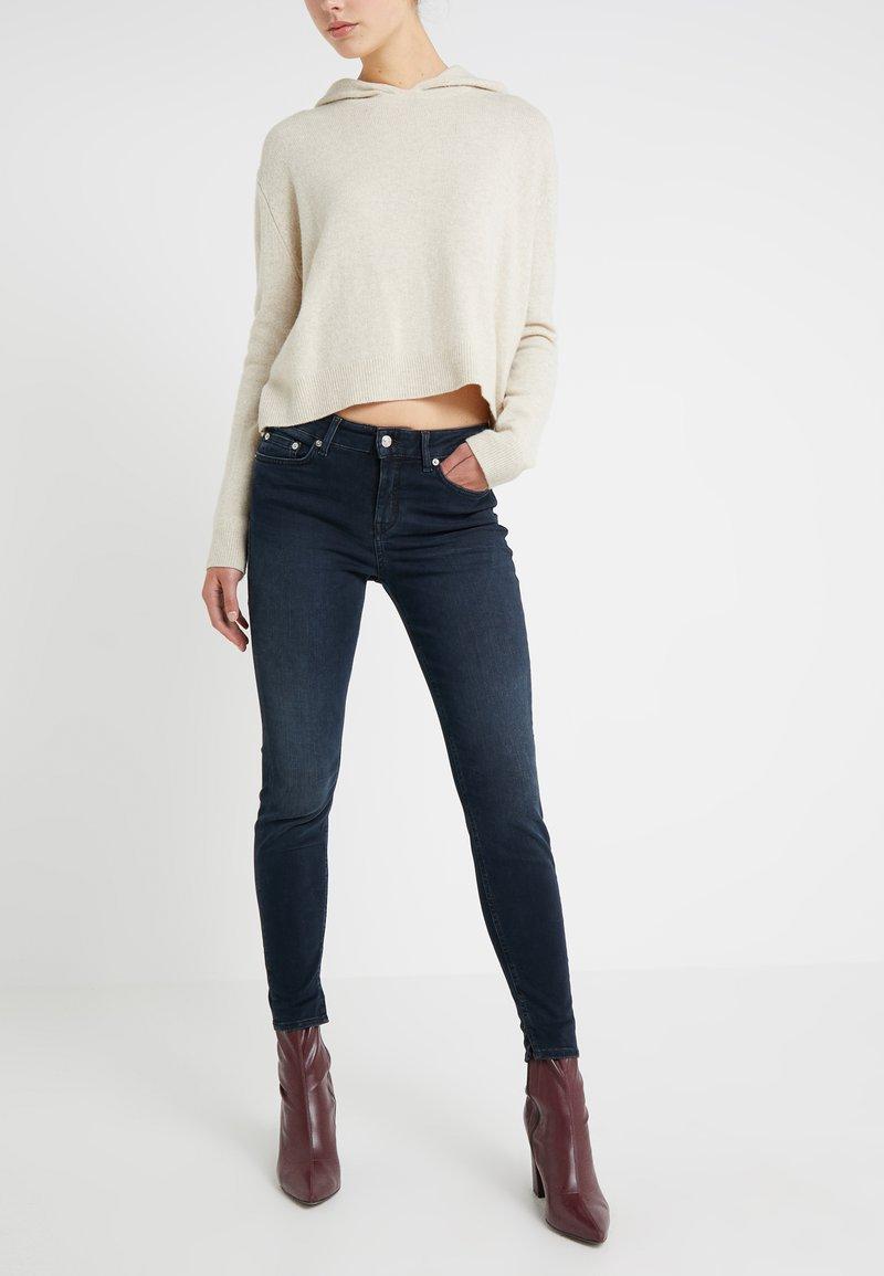 DRYKORN - NEED - Jeans Skinny Fit - dark blue wash