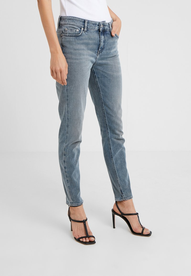 DRYKORN - NEED - Slim fit jeans - light blue