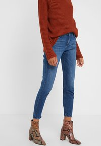 DRYKORN - NEED - Jeans Skinny - mid blue wash - 0