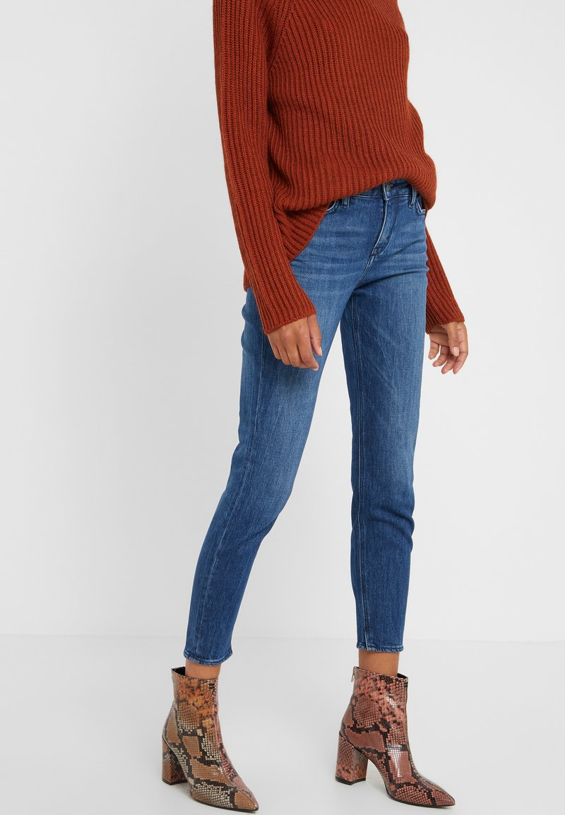DRYKORN - NEED - Jeans Skinny - mid blue wash