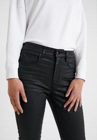 DRYKORN - WET - Jeansy Skinny Fit - black - 4