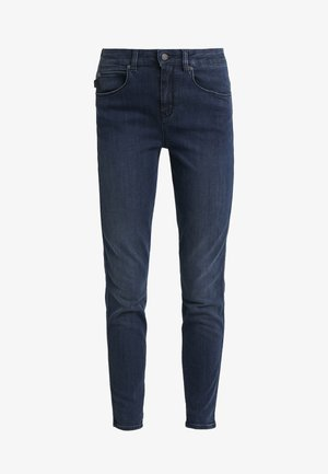 WET - Jeansy Skinny Fit - mid blue wash