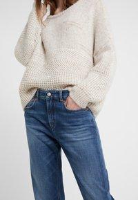 DRYKORN - PASS - Jeans Slim Fit - dark blue wash - 4