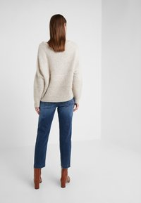 DRYKORN - PASS - Jeans Slim Fit - dark blue wash - 2