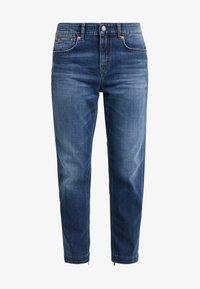 DRYKORN - PASS - Jeans Slim Fit - dark blue wash - 3