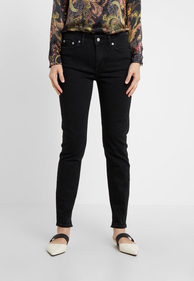 NEED - Skinny džíny - black
