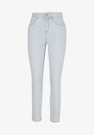 WET - Skinny džíny - light blue denim