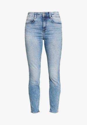 WET - Jeans Skinny - light blue denim