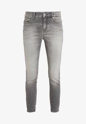 NEED - Jeansy Skinny Fit - grey denim