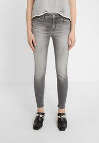 DRYKORN - NEED - Jeans Skinny - grey denim - 0
