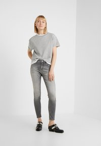DRYKORN - NEED - Jeans Skinny - grey denim - 1