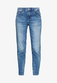 DRYKORN - LIKE - Relaxed fit jeans - blue denim - 4