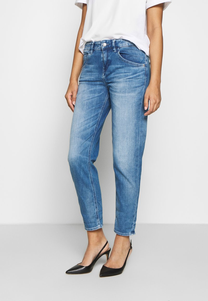 DRYKORN - LIKE - Relaxed fit jeans - blue denim