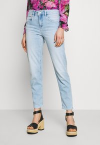 DRYKORN - LIKE - Jeans Relaxed Fit - blue denim - 0