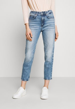 MOM - Relaxed fit -farkut - blue denim