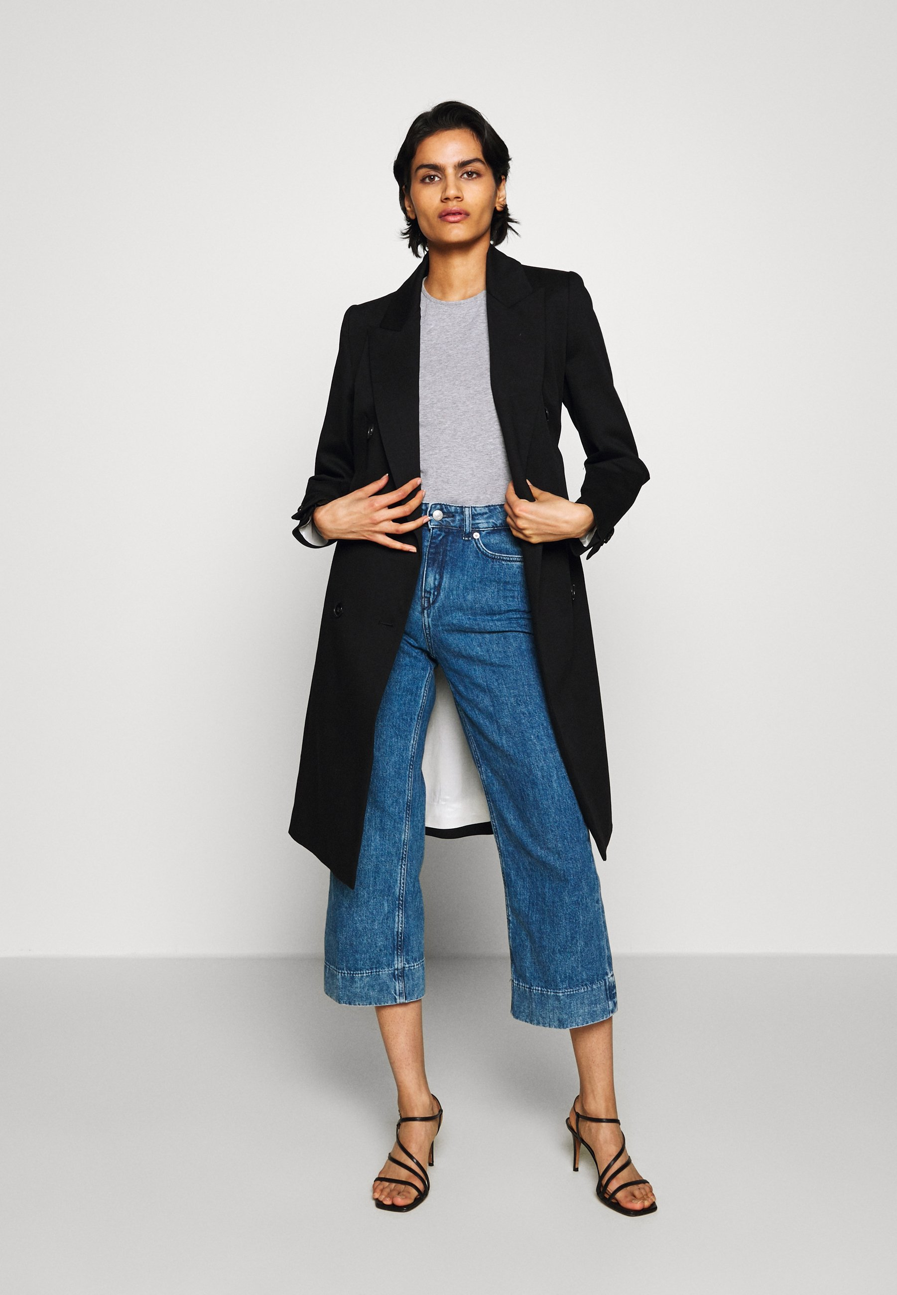 DRYKORN SWEEPERS - Jeansy Relaxed Fit - blue denim
