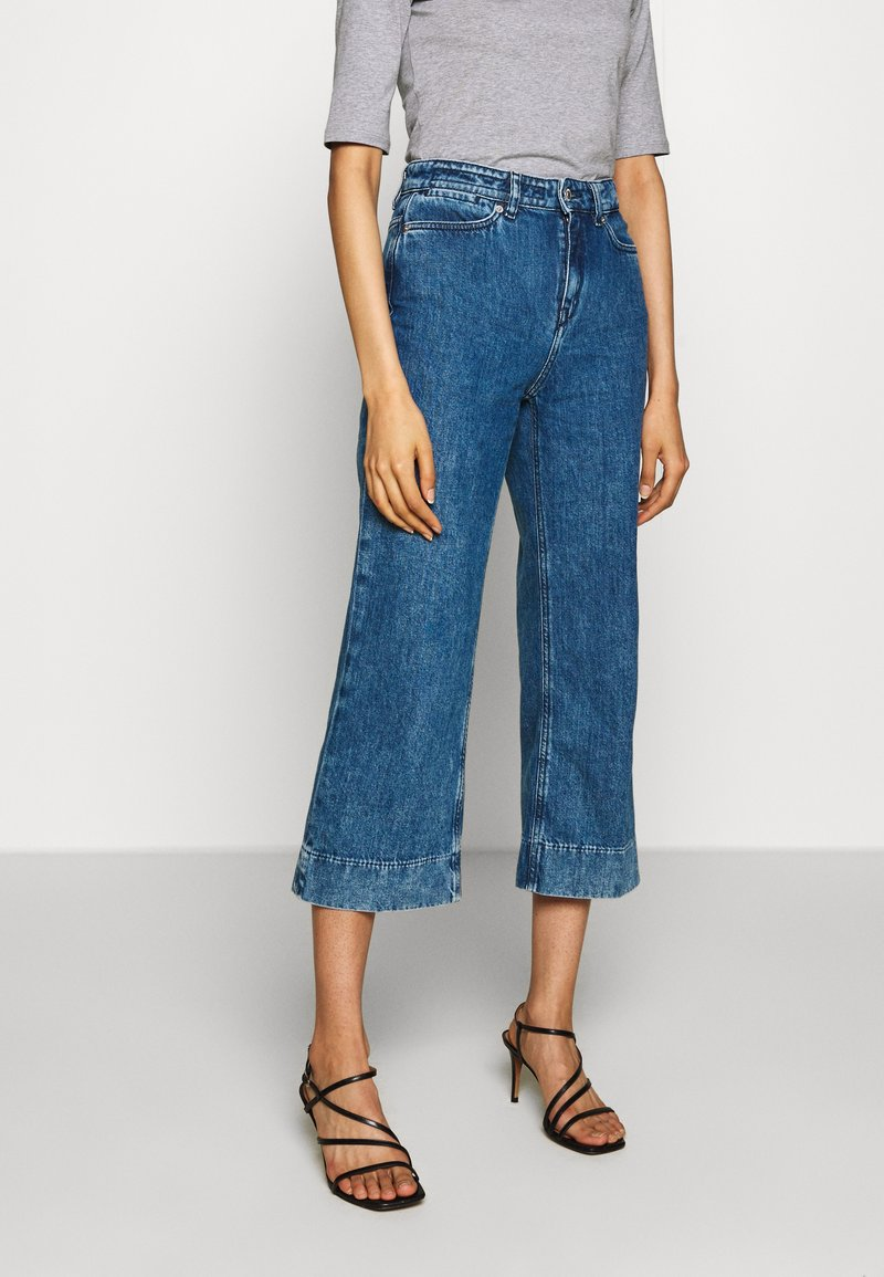 DRYKORN - SWEEPERS - Relaxed fit jeans - blue denim