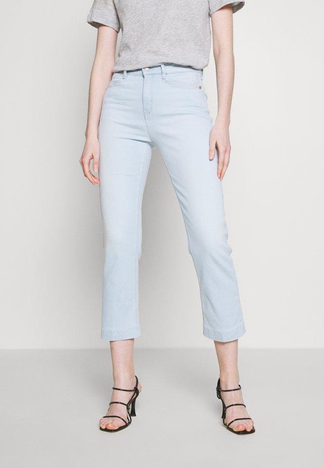 SPOIL - Jeansy Slim Fit - light blue denim