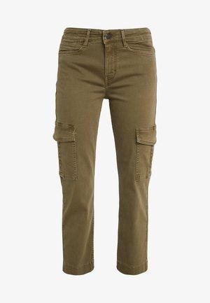 OUTBOUND - Pantalon classique - olive