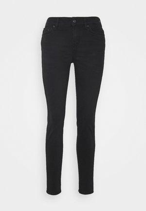 NEED - Jeansy Skinny Fit - schwarz