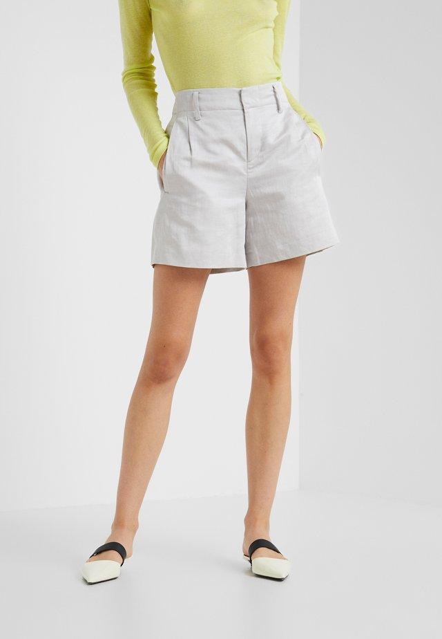 ASSET - Shorts - silver