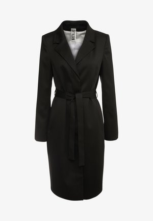PLYMOUTH - Zimní kabát - schwarz