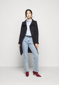 DRYKORN - CAVERS - Płaszcz wełniany /Płaszcz klasyczny - blue - 1