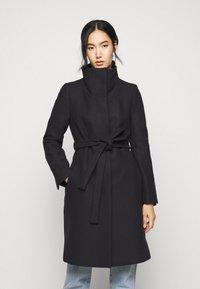 DRYKORN - CAVERS - Płaszcz wełniany /Płaszcz klasyczny - blue - 0