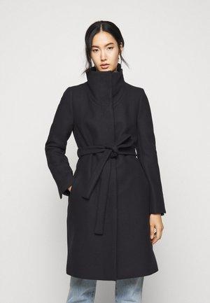 CAVERS - Classic coat - blue