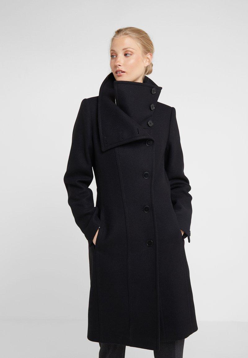 DRYKORN - REDDITCH - Classic coat - black