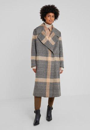 CLUNY - Classic coat - beige grey