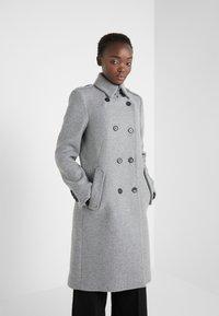 DRYKORN - BUCKEY - Płaszcz wełniany /Płaszcz klasyczny - grey - 0