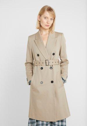 HOLMAN - Zimní kabát - beige