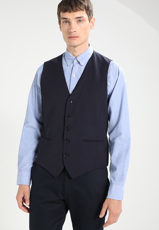 MALM - Suit waistcoat - navy