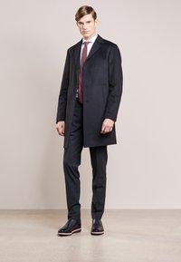 DRYKORN - TYLD - Pantalon de costume - black - 1