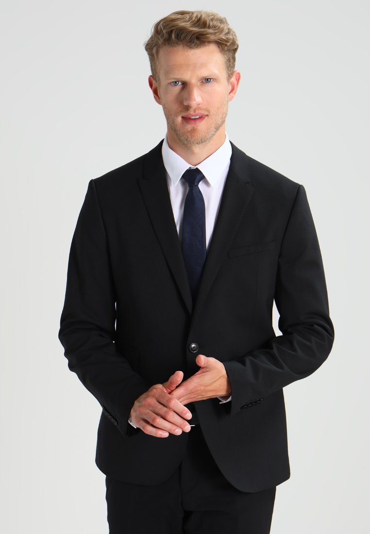 DRYKORN - LEWIS - Suit jacket - black