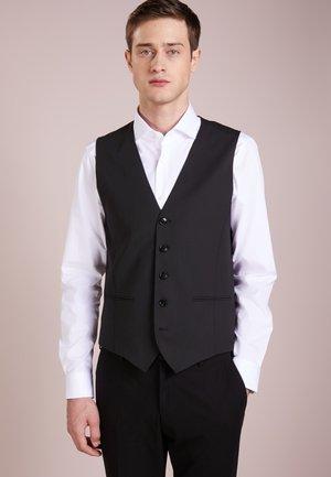 MALM - Gilet elegante - black