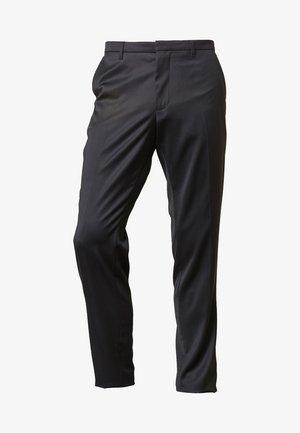 FOOT - Pantaloni eleganti - black