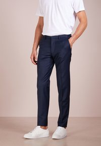 DRYKORN - FOOT - Pantaloni eleganti - royal - 0
