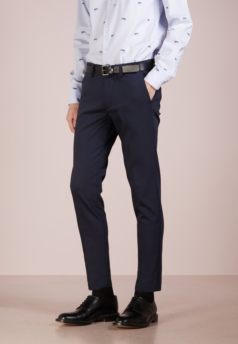 DRYKORN - SIGHT - Pantalon de costume - navy