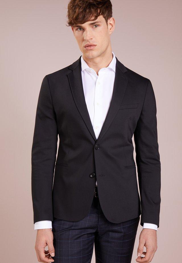 HURLEY - Veste de costume - black