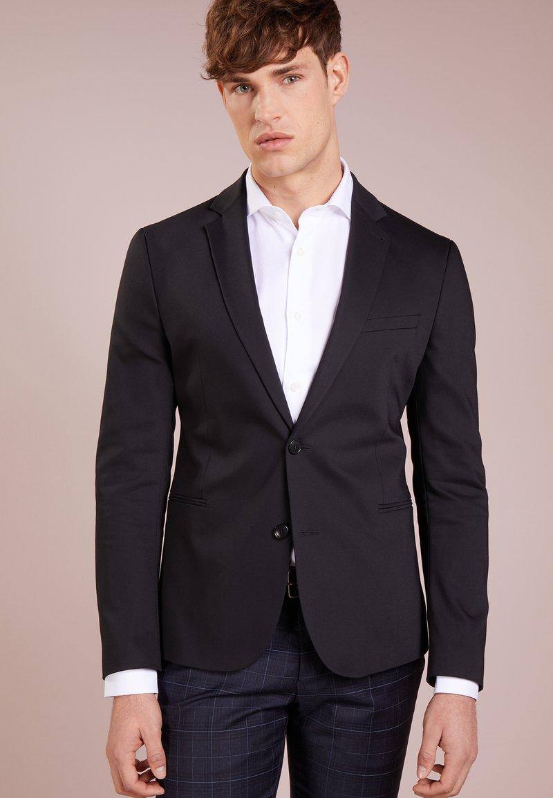 DRYKORN - HURLEY - Veste de costume - black