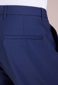 DRYKORN - FOOT - Oblekové kalhoty - blau - 3