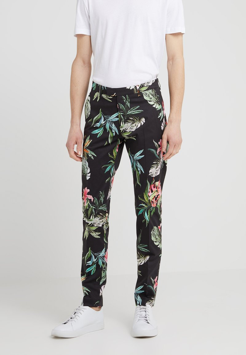 DRYKORN - PIET - Suit trousers - multi-coloured
