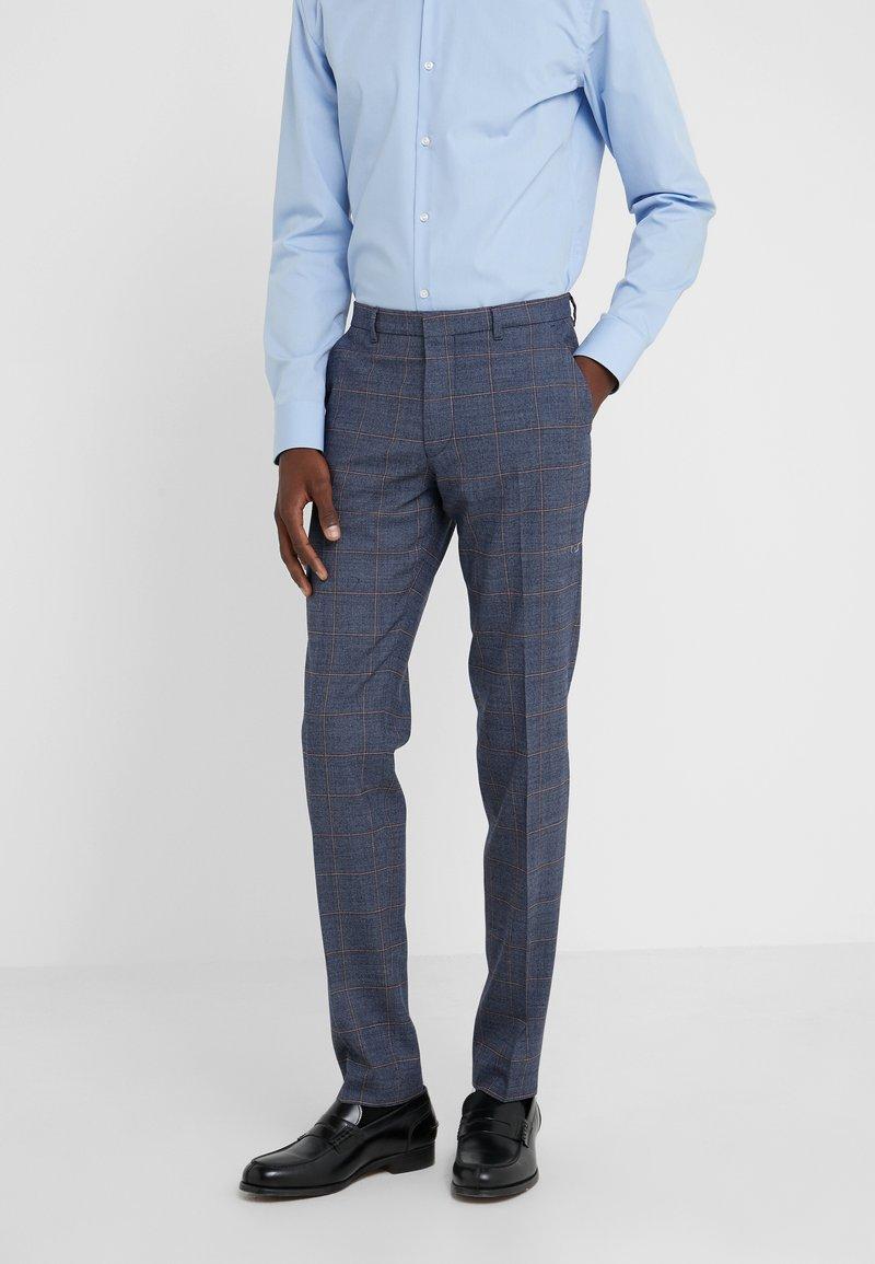 DRYKORN - FOOT - Oblekové kalhoty - royal