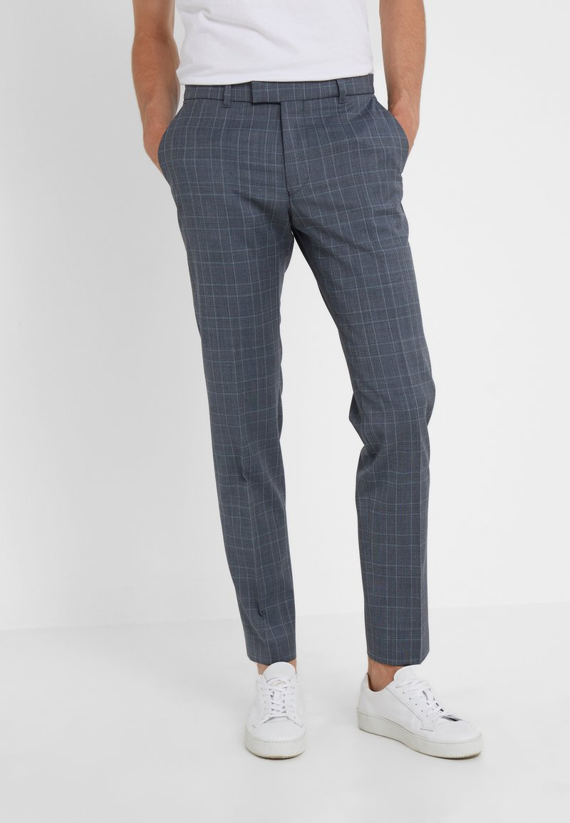 DRYKORN - PIET - Suit trousers - royal