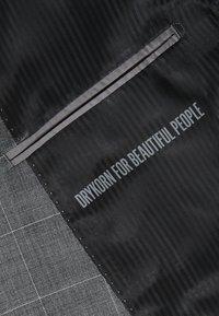 DRYKORN - IRVING - Chaqueta de traje - anthracite - 4