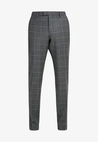 DRYKORN - PIET - Pantalon de costume - anthracite - 3