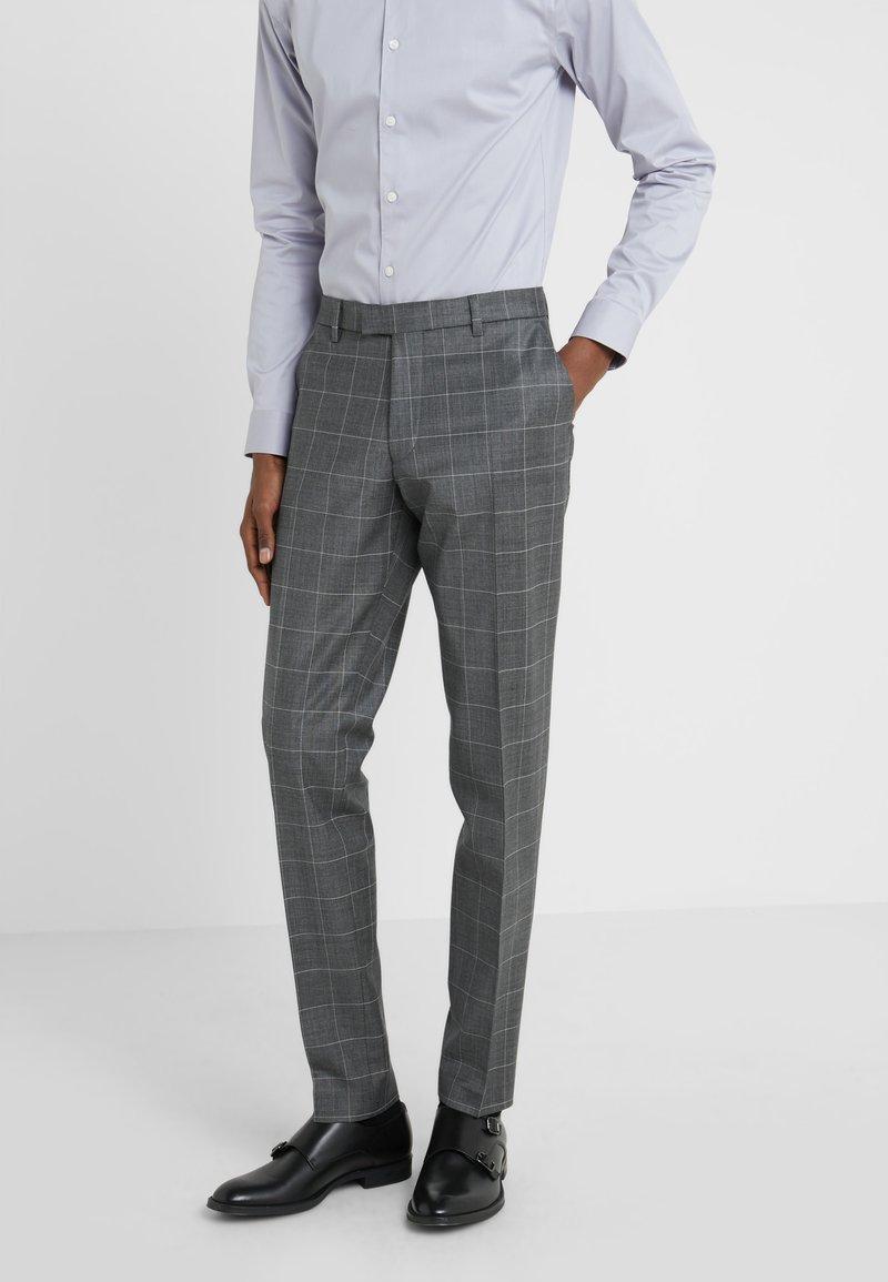 DRYKORN - PIET - Pantalon de costume - anthracite