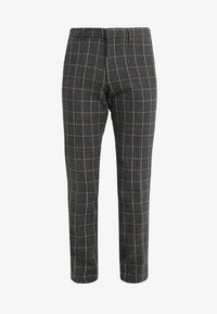 DRYKORN - SIGHT - Pantalon de costume - anthracite - 4